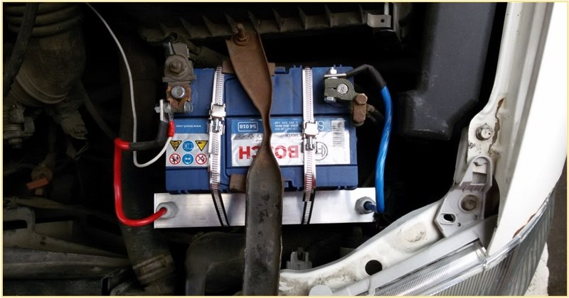 Toyota corolla fielder,  1,5 литра бензин. Модуль МСКА-108-16-К