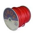 Синтетический кевлароввый трос для лебедки liros pro 10mm (красный)