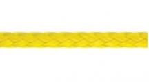 Синтетический кевлароввый трос для лебедки liros pro 10mm (желтый)