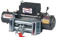 Лебедка автомобильная электрическая SportWay PS9.5 12V
