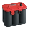 Аккумулятор Optima Red Top U-4.2 (стартерный, прямая полярность + две боковые клеммы)