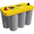 Аккумулятор Optima Yellow Top S-5.5 (стартерно-тяговый универсальная полярность)
