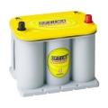 Аккумулятор Optima Yellow Top  R-5,0 (стартерно-тяговый обратная полярность)