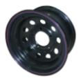 Off-road Wheels (черный)