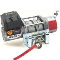 Лебедка автомобильная электрическая T-max EW-6500 OFF-ROAD Improved 12V W0314