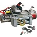 Лебедка автомобильная электрическая T-max EW-12500 OUTBACK 12V W0126