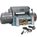 Лебедка автомобильная электрическая T-max EWI-10000 OUTBACK Integrated 12V W0043