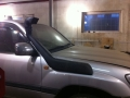 Шноркель на Toyota Land-Cruiser 100/Lexus LX470