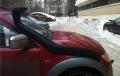 Шноркель на Mitsubishi L200 Triton ML (2006+)/Pajero Sport (2008+)