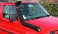 Шноркель на Suzuki Jimny Wide  Sierra 98-