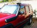 Шноркель на Jeep Cherokee XJ