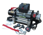 Автомобильная электрическая лебедка U4x4 SNC12.0X (12000lbs) 12V