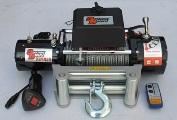 Лебёдка электрическая автомобильная ЭлектрикВинч ЭB - 9500 24V