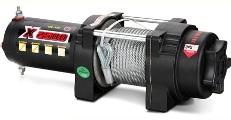 Электрическая лебедка для квадроцикла SportWay (ATV) X2500