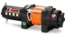 Электрическая лебедка для квадроцикла SportWay (ATV) X2500s