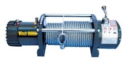Автомобильная электрическая лебедка CM Winch 9000 12V