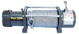 Автомобильная электрическая лебедка CM Winch 12000 12V